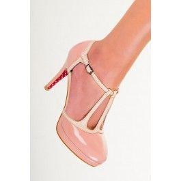 Chaussures Escarpins Pin-Up Rockabilly 50's Betty