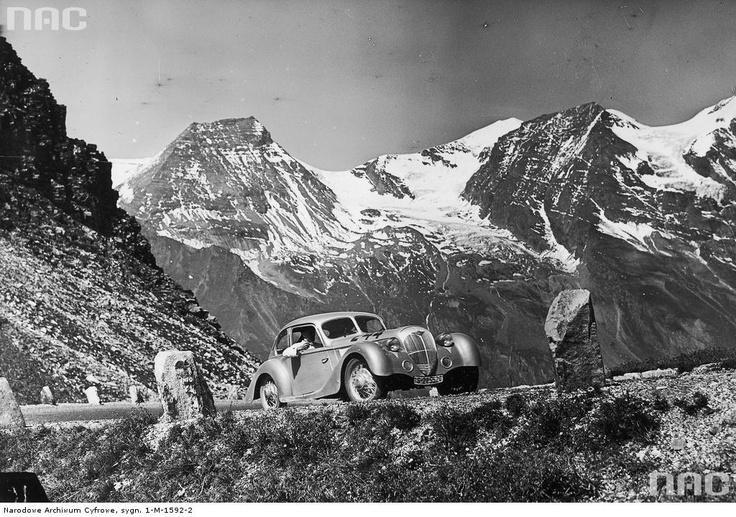 Alpine race, 08.1939.