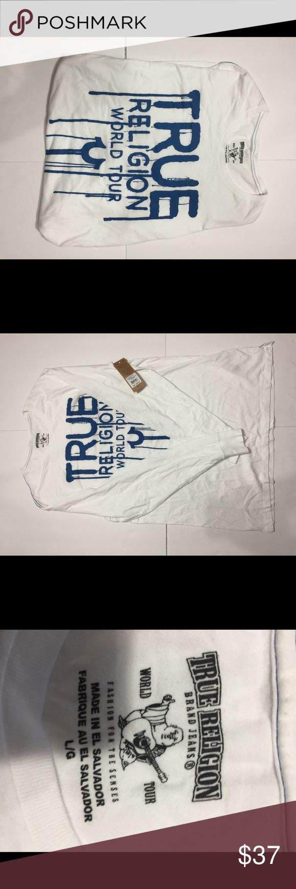 ONE DAY SALE FINAL PRICE True Religion t Brand new with tags True Religion Shirts Tees - Long Sleeve