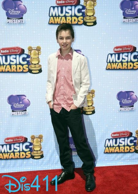 """EXCLUSIVE: Hayden Byerly Talked About Working On ABC Family's """"The Fosters"""" May 2014"""