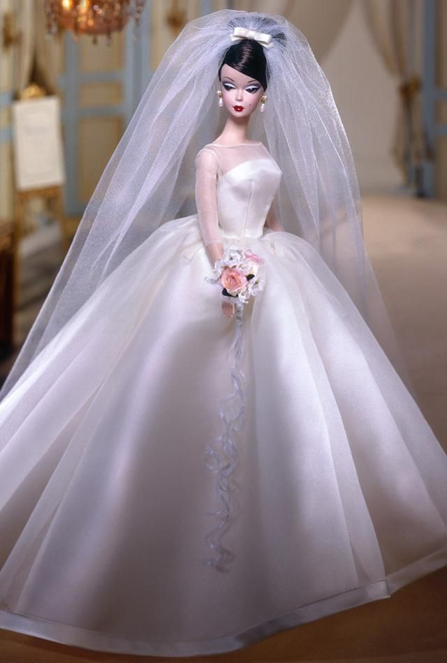 Barbie and Wedding Gowns