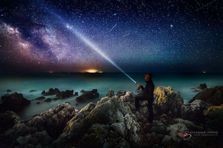 Incredibly Stunning Night Sky Photography by Giovanna Griffo