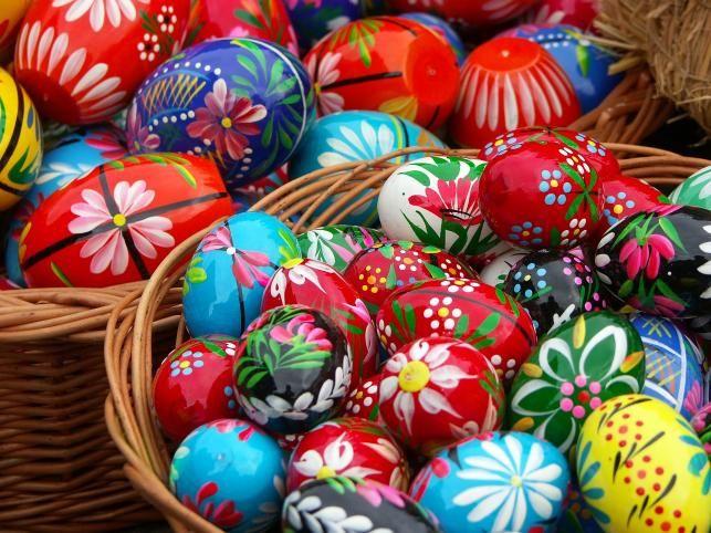 """Polish easter eggs """"Pisanki"""""""