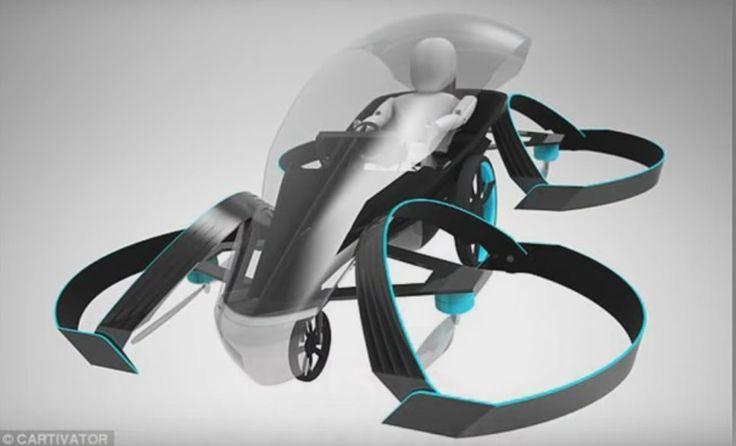 Japoneses querem acender tocha olímpica com carro voador - https://www.showmetech.com.br/a-surpresa-do-japao-para-as-olimpiadas-carro-voador/