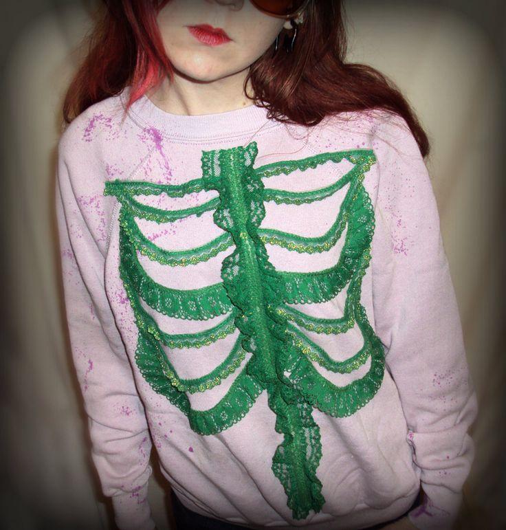 lace ribcage <3