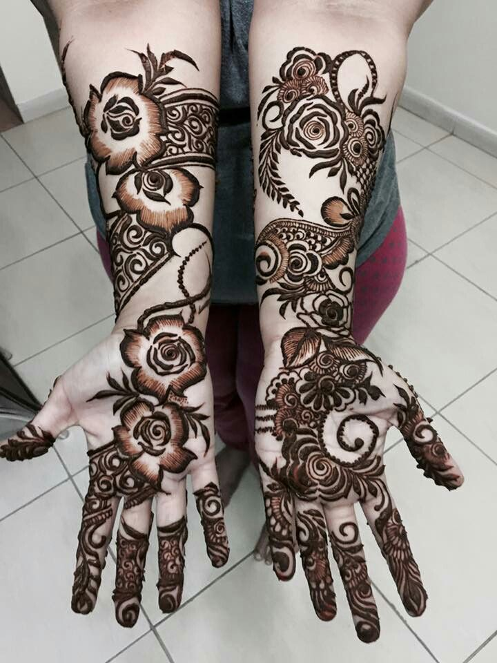 Mehndi Designs Khafif : Latest khafif mehndi designs makedes