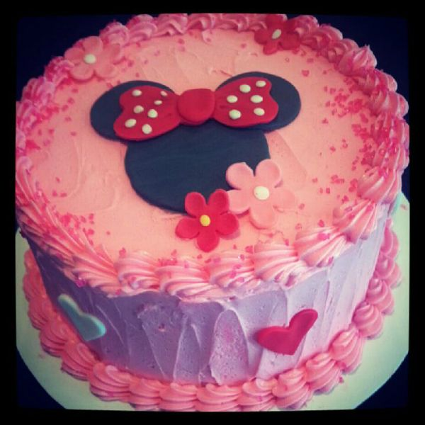 mini+mouse+cakes | Mini Cakes and SmashCakes | BabyCakes Cupcakes