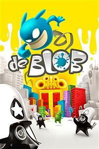 de Blob Is Now Available For Xbox One