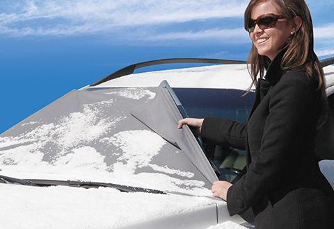 Frost Free Windshield Cover (Set of 2)