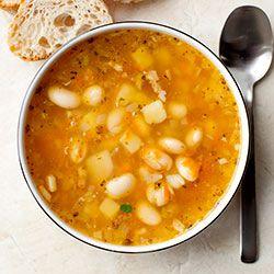Zupa fasolowa | Kwestia Smaku