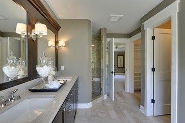 2013 Fall Parade of Homes - transitional - bathroom - minneapolis - Highmark Builders