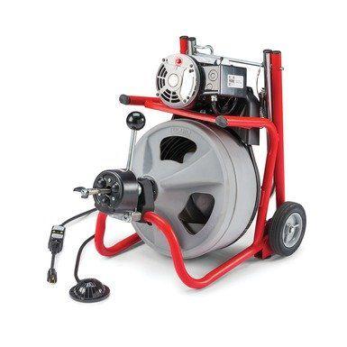 K 400 Drum Machine Drain Cleaners Drum Machine Drain Cleaner