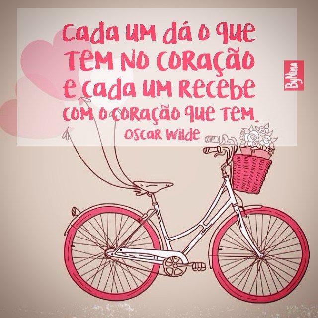 """@instabynina's photo: """"Dedicado a quem tem bom coração!!! #frases #amor #façaobem #coraçãobom #instabynina #amigos #amores #família #pessoas"""""""