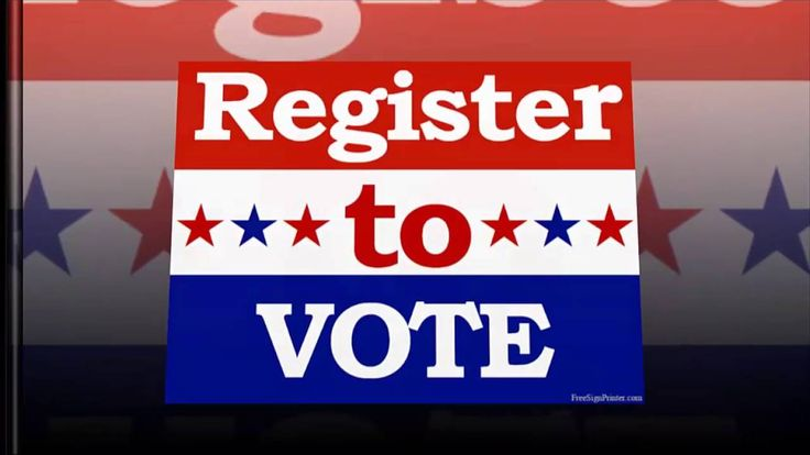 USA Election 2016 | Register to vote online in california