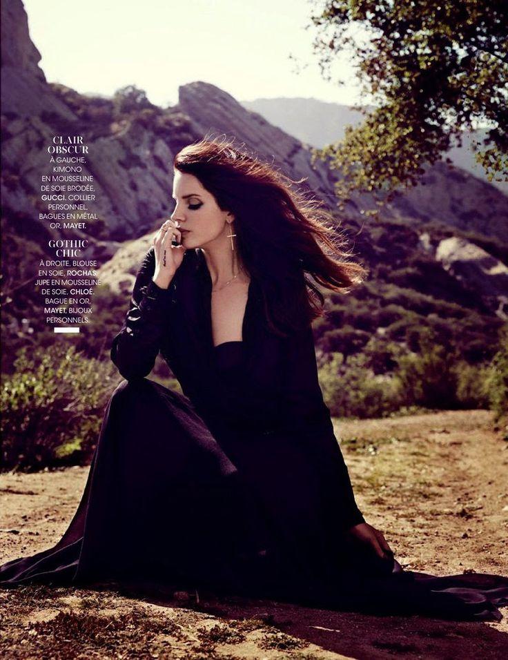 Lana Del Rey ist die Frau eines anderen Mannes für den Frühling