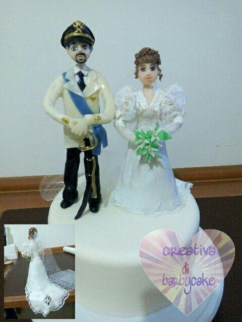 #toppersposi #matrimonio #porcellanafredda