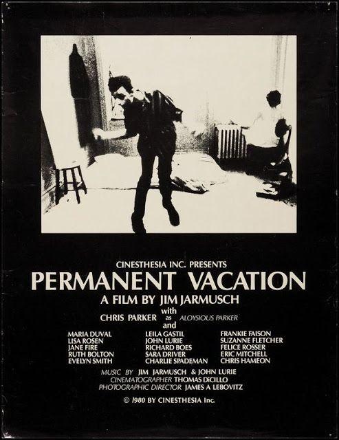 At the Movies: Permanent Vacation (1980)