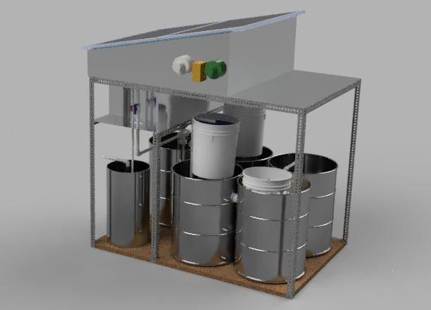 SORA Water Recycler | Indiegogo