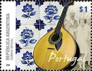 Sello: Portugal (Argentina) (Immigrants in Argentina III) Mi:AR 3222,WAD:AR042.08,Gz :AR 3129