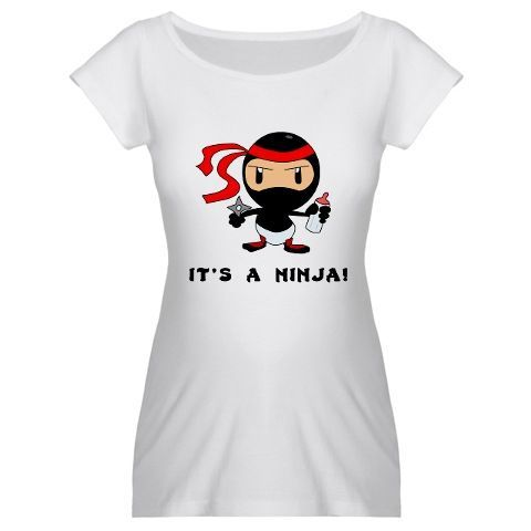 Ropa para Embarazadas. Camisetas PreMama.