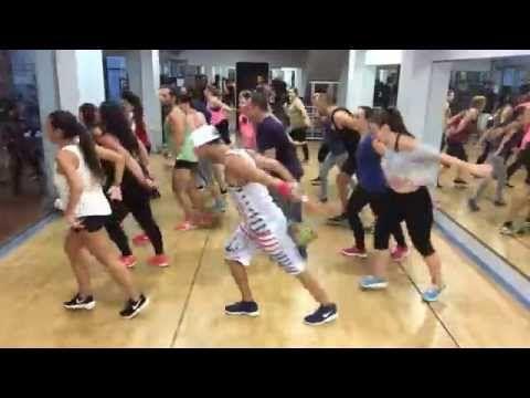 """Zumba choreography Ricky Martin * """"La mordidita"""" * Antonio Alpe * Zumba Fitness * - YouTube"""