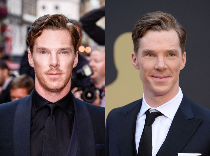 Benedict Cumberbatch ¿con o sin barba? - I like both :)