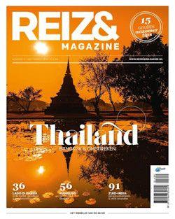 Proefabonnement: 3x Reiz& Magazine € 10,-: ANWB Reizen is het…