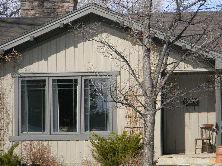 123 best board and batten cottages images on pinterest for Best vertical siding