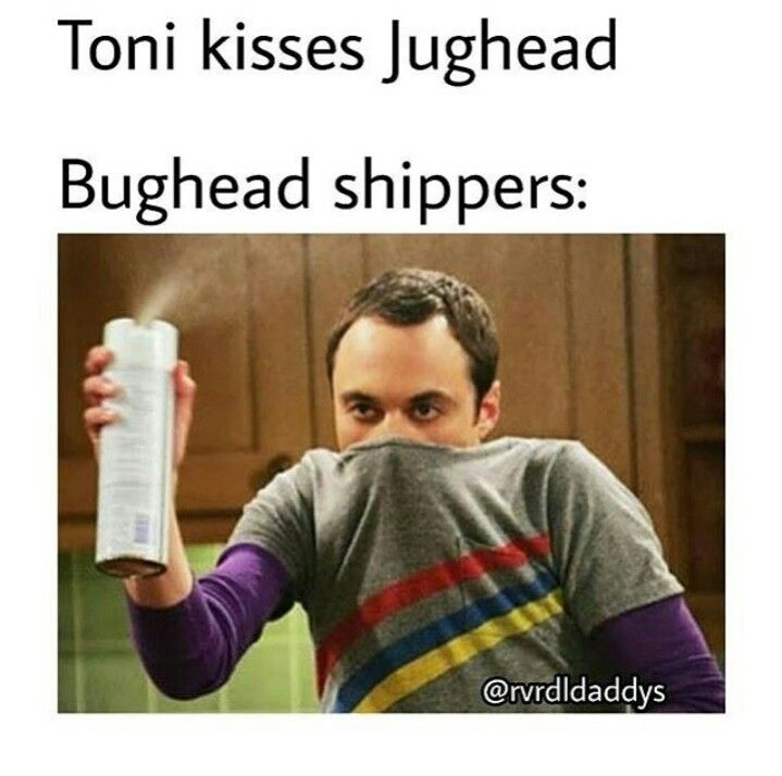 #bughead #riverdale
