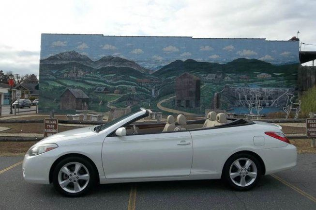 Used 2008 Toyota Solara Convertible Convertible for sale near you in Valdese, NC. Get more information and car pricing for this vehicle on Autotrader.