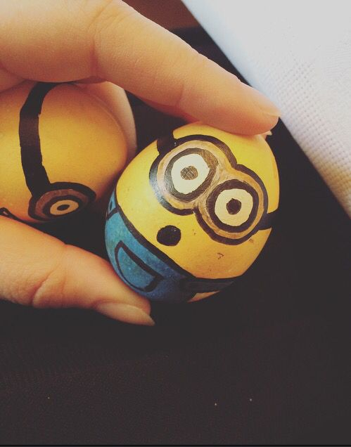 Minions for eastern!