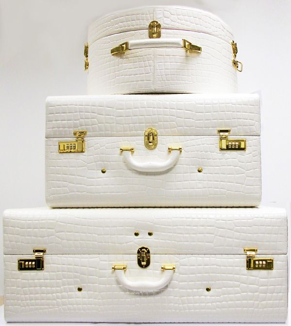 Cambardi Italian Couture Luggage