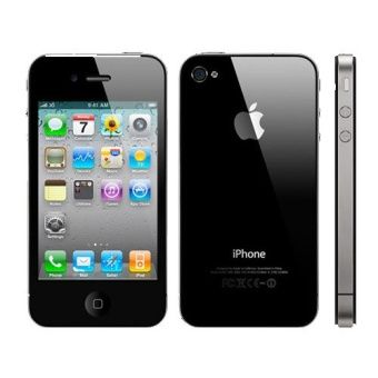 ( REFURBISHED ) Apple iPhone 4 16GB (Black)