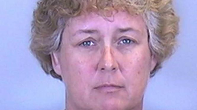 Wendy Luper was arrested for domestic battery for beating up her husband during an argument over sex positions in a storage unit. Read more at CrimeFeed.