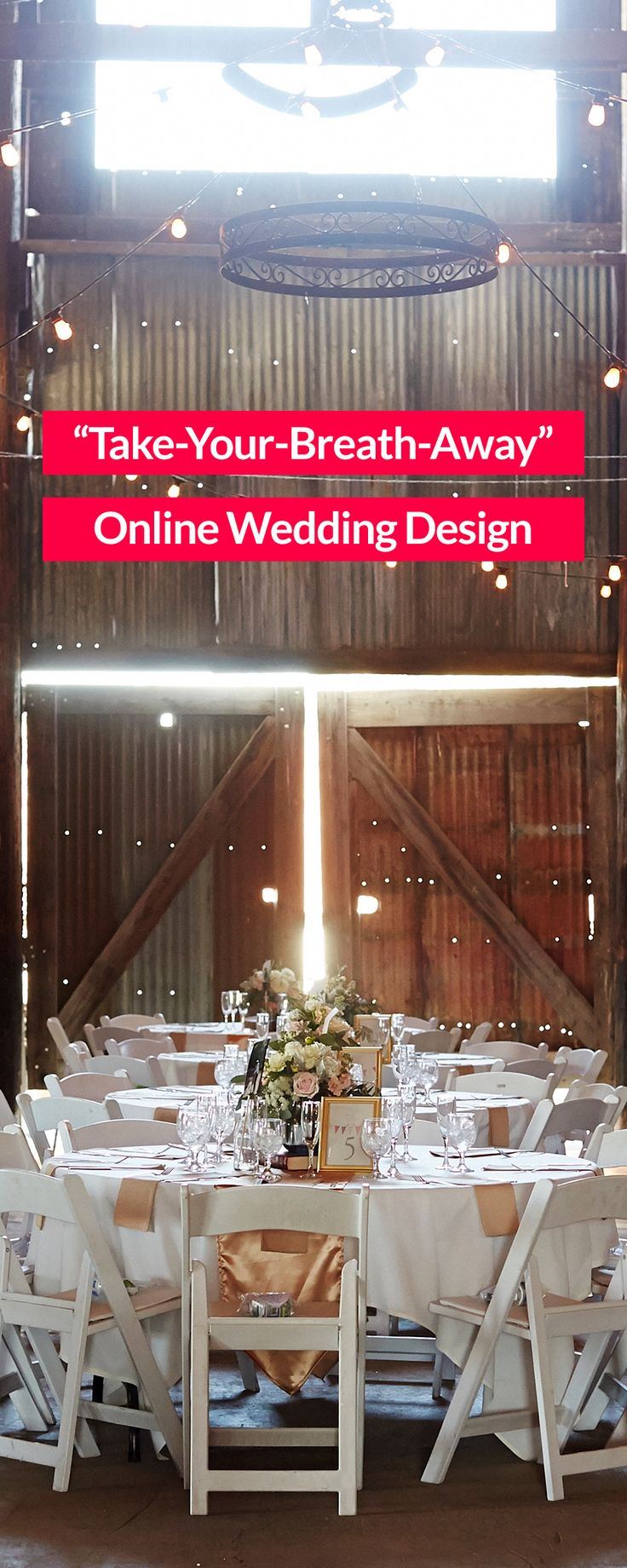 Exquisite wedding planning and design that fits your budget and style | 43Layers pairs you with top online wedding planners who bring all your big day details together with style, elegance and class.