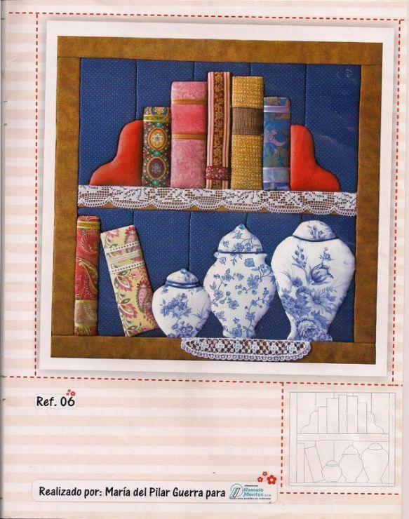 912 Best Patchwork Embutido Images On Pinterest