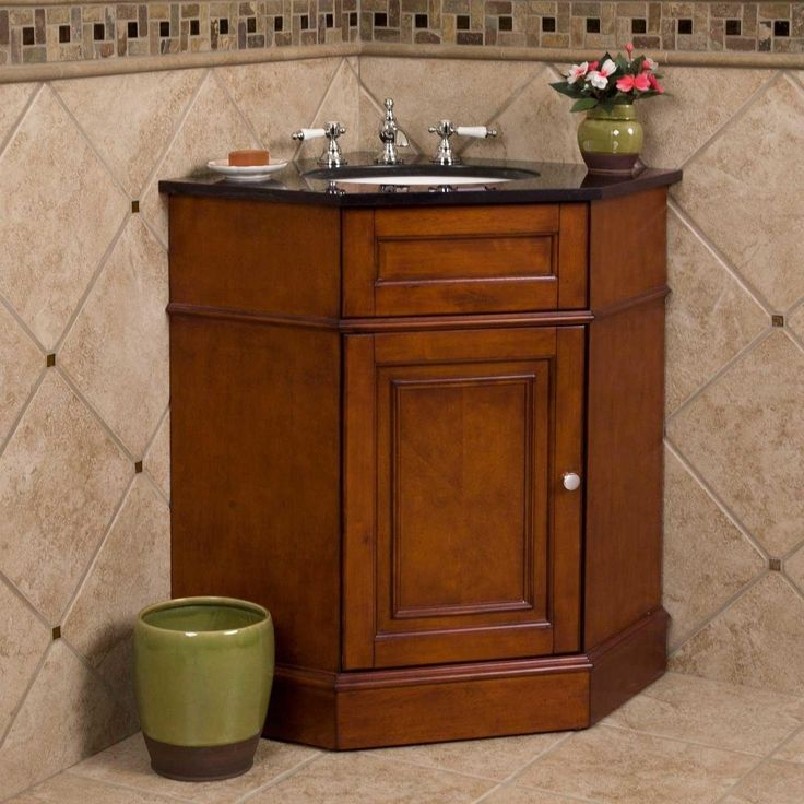 Bathroom Vanities Ideas Small Bathrooms: 1000+ Ideas About Corner Bathroom Vanity On Pinterest