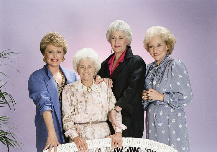 You Can Now Dine at a <i>Golden Girls</i>-Themed Café