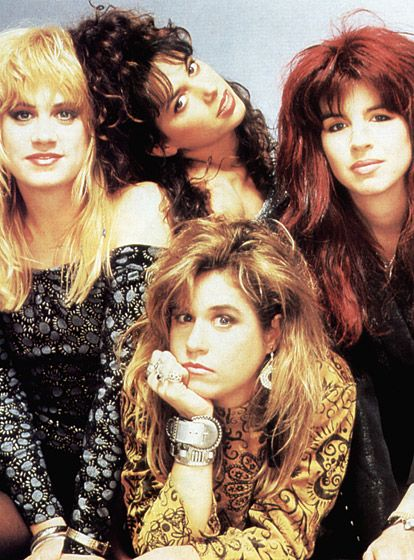 Best Girl Groups of All Time:  The Bangles