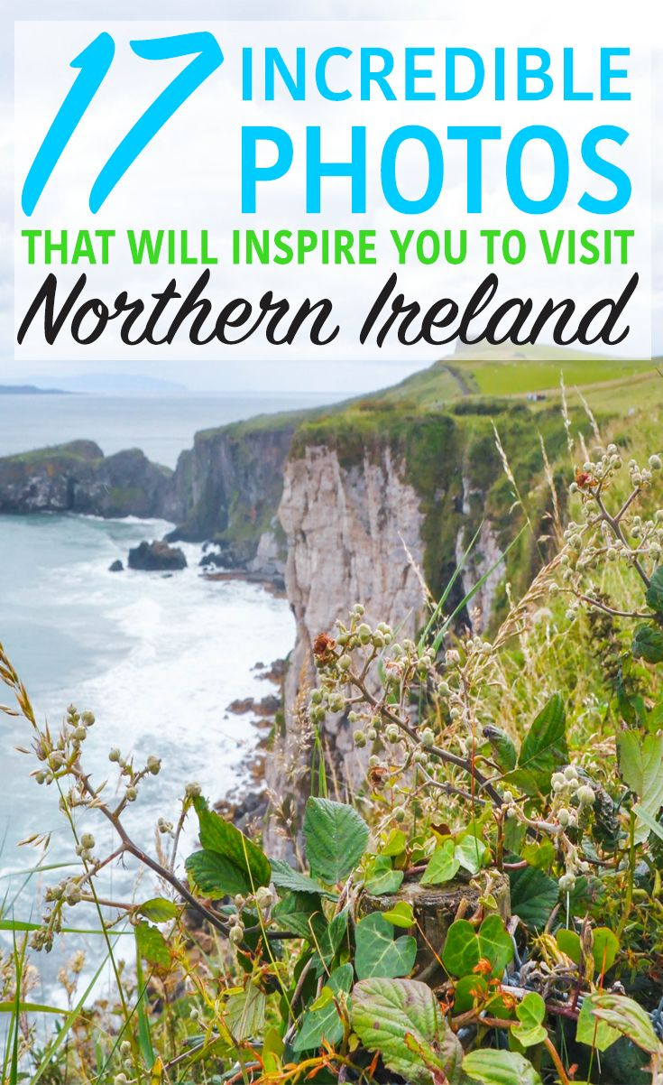 Northern Ireland is a stunning country. Check out my favourite photos from Belfast and the Causeway Coast, and start packing for your next adventure!