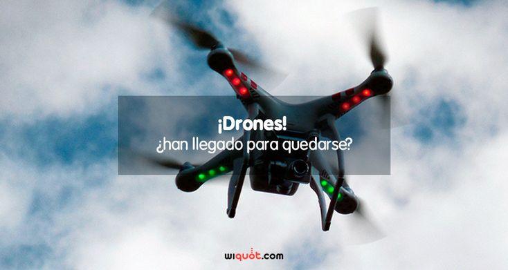"""Si eres un amante de la tecnología, te has lanzado a comprar un """"bicho"""" o quieres saber dónde y cómo puedes volar tu dron con total seguridad, no puedes perderte este post de Wiquot.  wiquot, tecnología, ocio, drone, drones, seguridad, seguro de drones, apple, amazon, deloitte, precio, control remoto, batería, distancia, piloto, licencia, peso, altura, AESA,"""