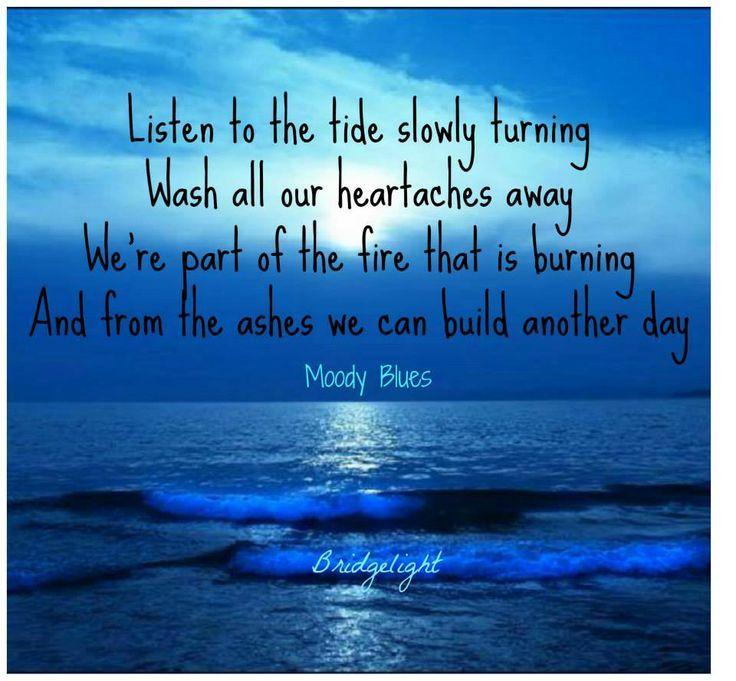 Moody Blues Lyrics