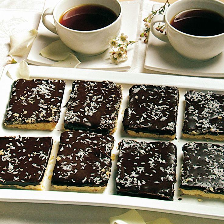 Gluteenittomat suklaaleivokset | K-ruoka #gluteeniton
