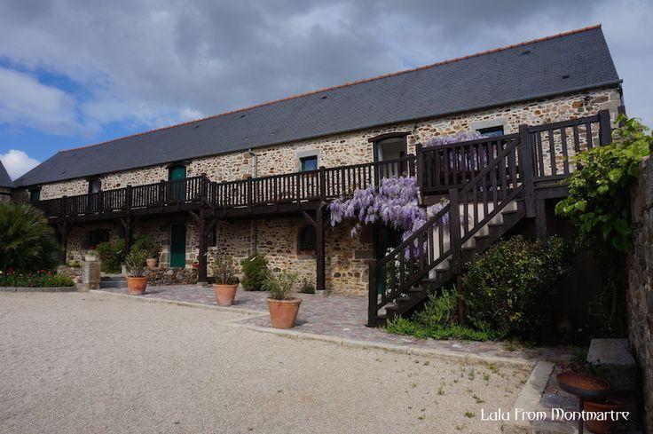 Balade bretonne #3 : entre Dinard et Saint-Malo - Manoir de Rigourdaine