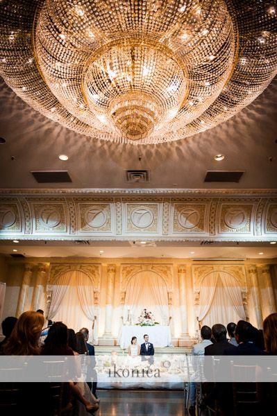 Ella + Omid, Paradise Banquet Hall