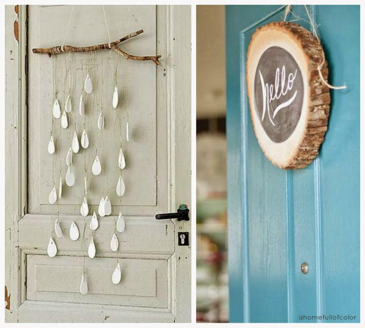 Oh lovely place - #Déco récup' #2 : DIY à base de vielles branches...