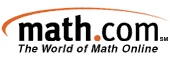 Math.com offers a unique experience that quickly guides the user to the solutions they need and the products they want. These solutions include assessment, on-demand modular courses that target key math concepts, 24/7 live online tutoring, and expert answers to math questions. In addition to solutions, Math.com offers exploratory and recreational introductions to the world of math that will lead to deeper understanding and enjoyment.