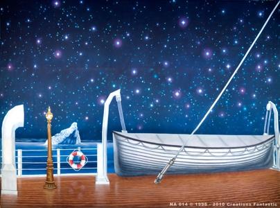 NA 014 Titanic Deck 4