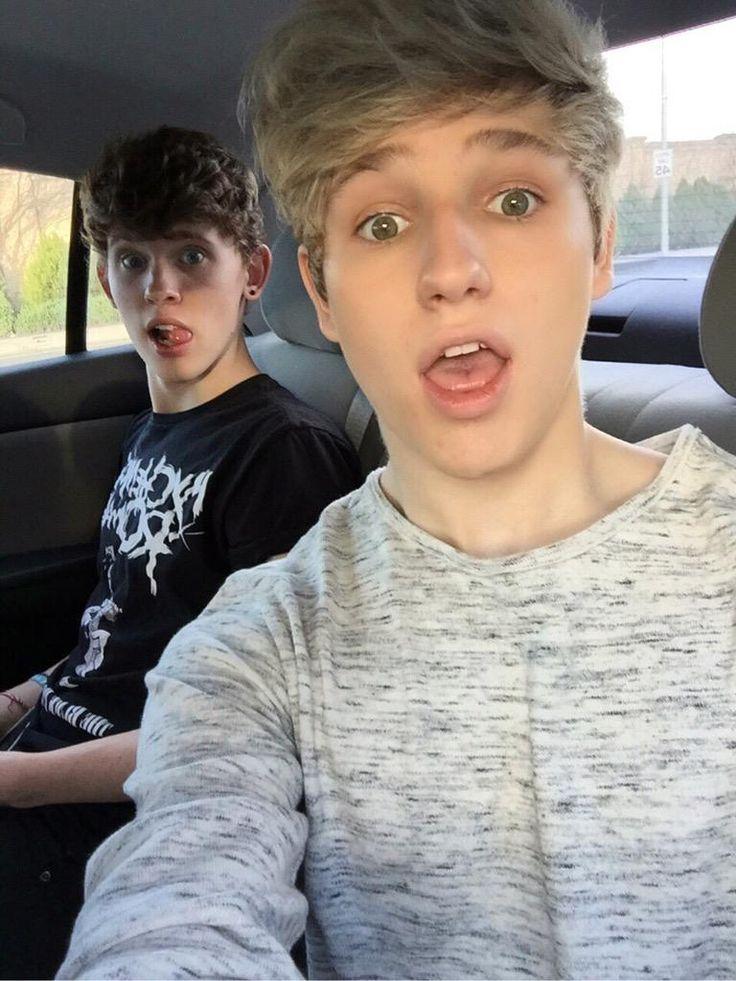 Levi and Drew