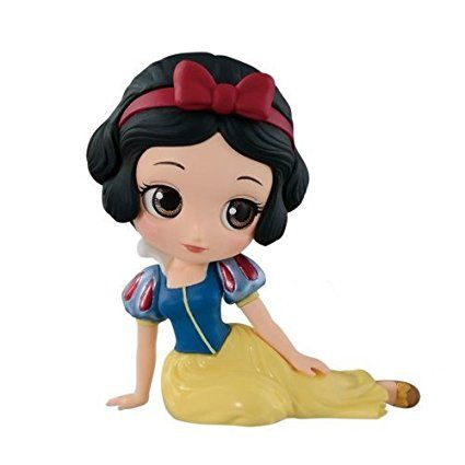 Qposket Q posket Disney Characters Normal Color Queen Authentic Snow White